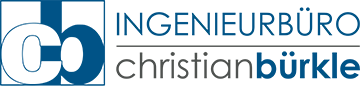 Logo Ingenieurbüro Christian Bürkle